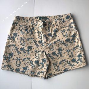 Laurel Jeans Co. Ralph Lauren Short Sz 12